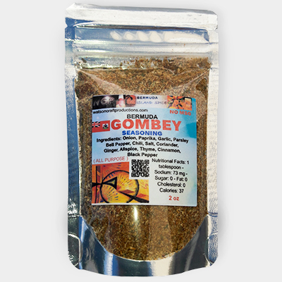 Gombey Seasoning
